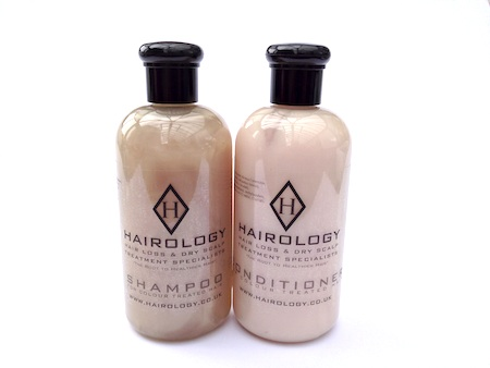 Deep Nourishing Shampoo and Conditioner - Treatment for Colour Treated Hair.