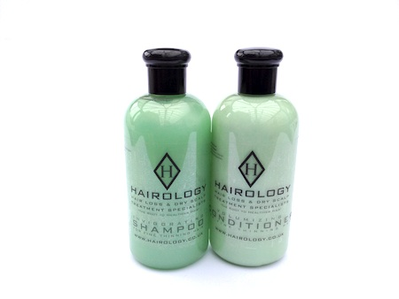 Invigorating Shampoo and Volumizing Conditioner - Fine Thinning Hair Products.